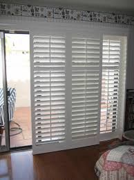 Blinds For Doors Home Depot Sliding Door Blinds Doors Door Panel Woven Wood Matchstick