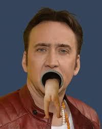 Nicolas Cage Face Meme - nicolas cage gifs tenor