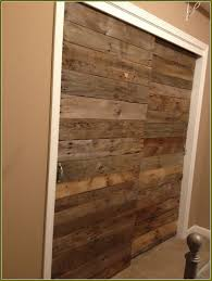 Wooden Closet Door Wooden Sliding Closet Doors Handballtunisie Org