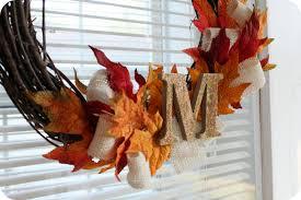 Fall Wreaths Little Lovelies Tutorial Fall Wreath