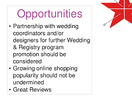 online wedding registry reviews macy s marketing strategy