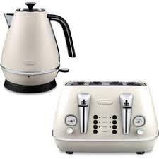 Delonghi Kettle And Toaster Cream Buy Delonghi Vintage Cream Kettle From The Next Uk Online Shop