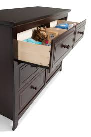 Graco Sarah Convertible Crib by Graco Lauren Dresser Espresso Bestdressers 2017