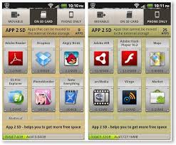 android install apps to sd card save precious phone storage by moving apps to sd card
