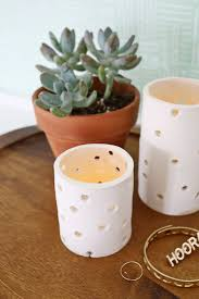 halloween clay pot crafts best 25 clay candle holders ideas on pinterest cement crafts