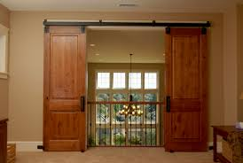 Interior Door Designs For Homes Interiors Remarkable Sliding Barn Doors Model For Unique Interior