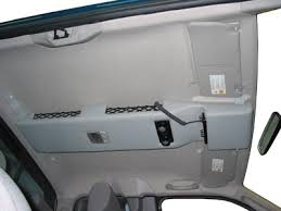 Navara D40 Interior Car Consoles U0026 4wd Storage Drawers Department Of The Interior