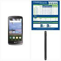 best tracfone android tracfone lg lucky 3g android prepaid smartphone with