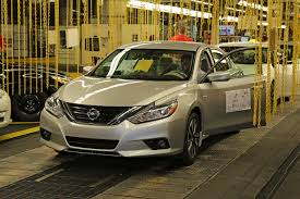 nissan altima us news new 2016 nissan altima u s production begins u0026 pricing announced