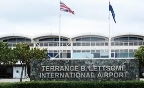 Bvi Flag Plot To U201cblow Up U201d Bvi Airport Caribbean News Service