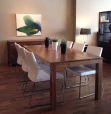dinning leather dining chairs round dining room tables round