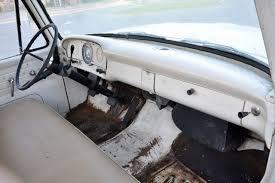 Old Ford Unibody Truck - a beautiful body 1961 ford f 100 unibody