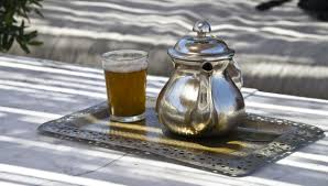 Teh Mint gambar teko minum kulit kambing yg halus teh mint 4874x2778