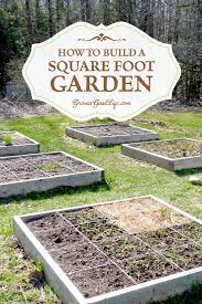 Squar Foot 279 Best Love Square Foot Gardening Images On Pinterest Squares