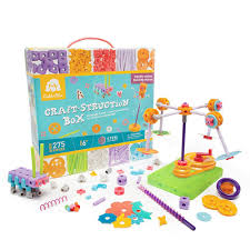 amazon com goldieblox craft struction box toy toys u0026 games