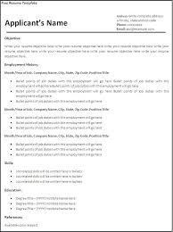 downloadable resume templates resume templates downloadable resume template great free resume