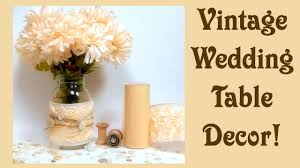 used wedding centerpieces diy wedding centerpiece jar craft