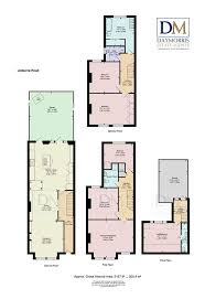 lisburne road london 6 bedrooms town house for sale available