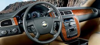 2007 Chevy Tahoe Ltz Interior The Chevrolet Silverado Part Ii Pickuptrucks Com News