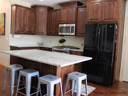kitchen island countertop overhang the of a kitchen island