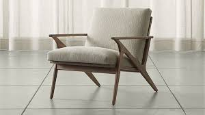 cavett chair crate and barrel