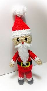 Amigurumi Christmas Ornaments - 66 best free christmas amigurumi crochet patterns images on