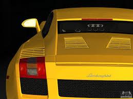 Lamborghini Gallardo Back - lamborghini gallardo for gta vice city