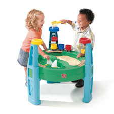step 2 sand and water table parts kids shopping is my workout