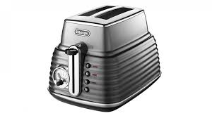 Delonghi Icona Toaster Silver Delonghi Scultura 2 Slice Toaster Toasters Small Kitchen