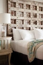 Beachy Headboard Ideas Unique Headboards From Repurposed Wood Part 2 Pallets Diy
