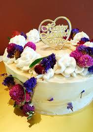 Cake Decorating Singapore Salted Gula Melaka Pandan Cake U2013 For Mothers Day U2013 Delcies