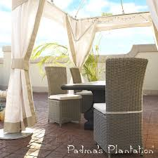outdoor nico dining chair padma s plantation