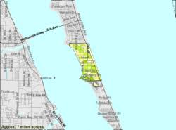 melbourne fl map melbourne florida