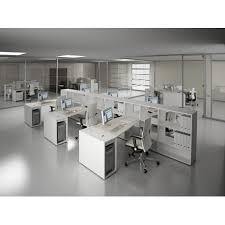 bureaux open space mobilier de bureau open space logic 6 postes mobilier de bureau