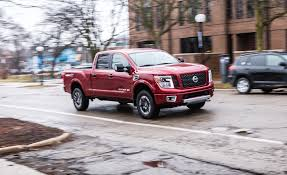 nissan truck 2017 2017 nissan titan xd in depth model review car and driver