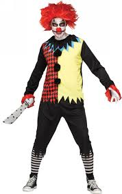 52 evil clown costumes evil horror clown costume childrens