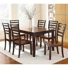 steve silver dining room furniture steve silver ab300t ab200ptb abaco table in cordovan cherry with