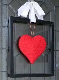Valentine S Day Garden Decor by 6 Pretty Little Diy Valentine U0027s Day Wreaths