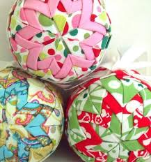 quilted ornament patterns deck your tree
