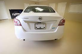 nissan white car altima 2013 nissan altima 2 5 diamond white very clean stock 15101 for