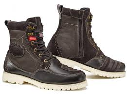 brown motorcycle boots sidi motorcycle boots city urban online store sidi motorcycle