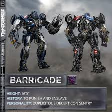 transformers hound truck transformers the last knight megatron barricade and hound designs