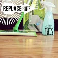 home made laminate floor cleaner 3 ingredients replace