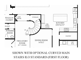 floor plans with spiral staircase collection curved staircase house plans photos the latest