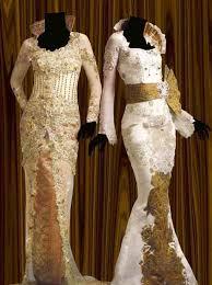 wedding dress indonesia wedding kebaya indonesia muslims complete gallery