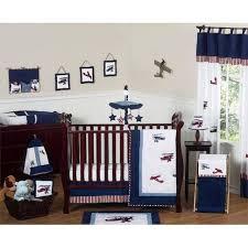 Vintage Aviator Crib Bedding Sweet Jojo Designs Vintage Aviator Collection 11 Baby Crib
