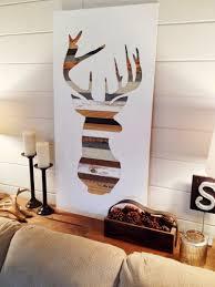 tableau original design décoration murale bois à faire soi même u2013 20 idées créatives
