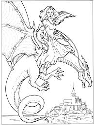 viewing gallery water dragon coloring pages coloring pages