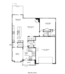 oxford floor plan at the retreat at rayfield in indian land sc