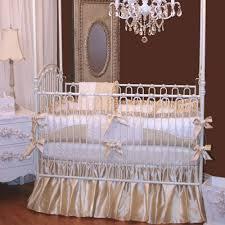 round crib bedding discount